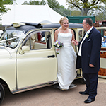 Active Luton can help with your wedding