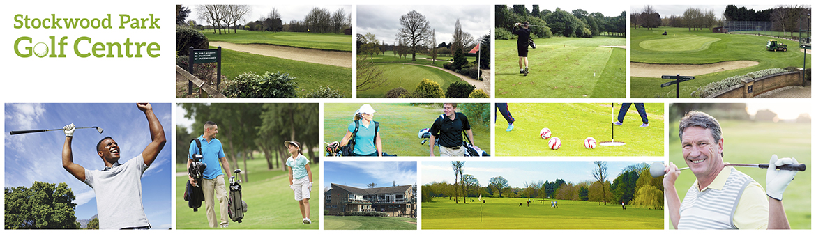 Stockwood Park Golf Centre Courses