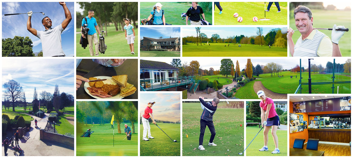 Stockwood Park Golf Centre