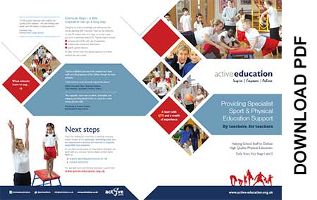 active education brochue image
