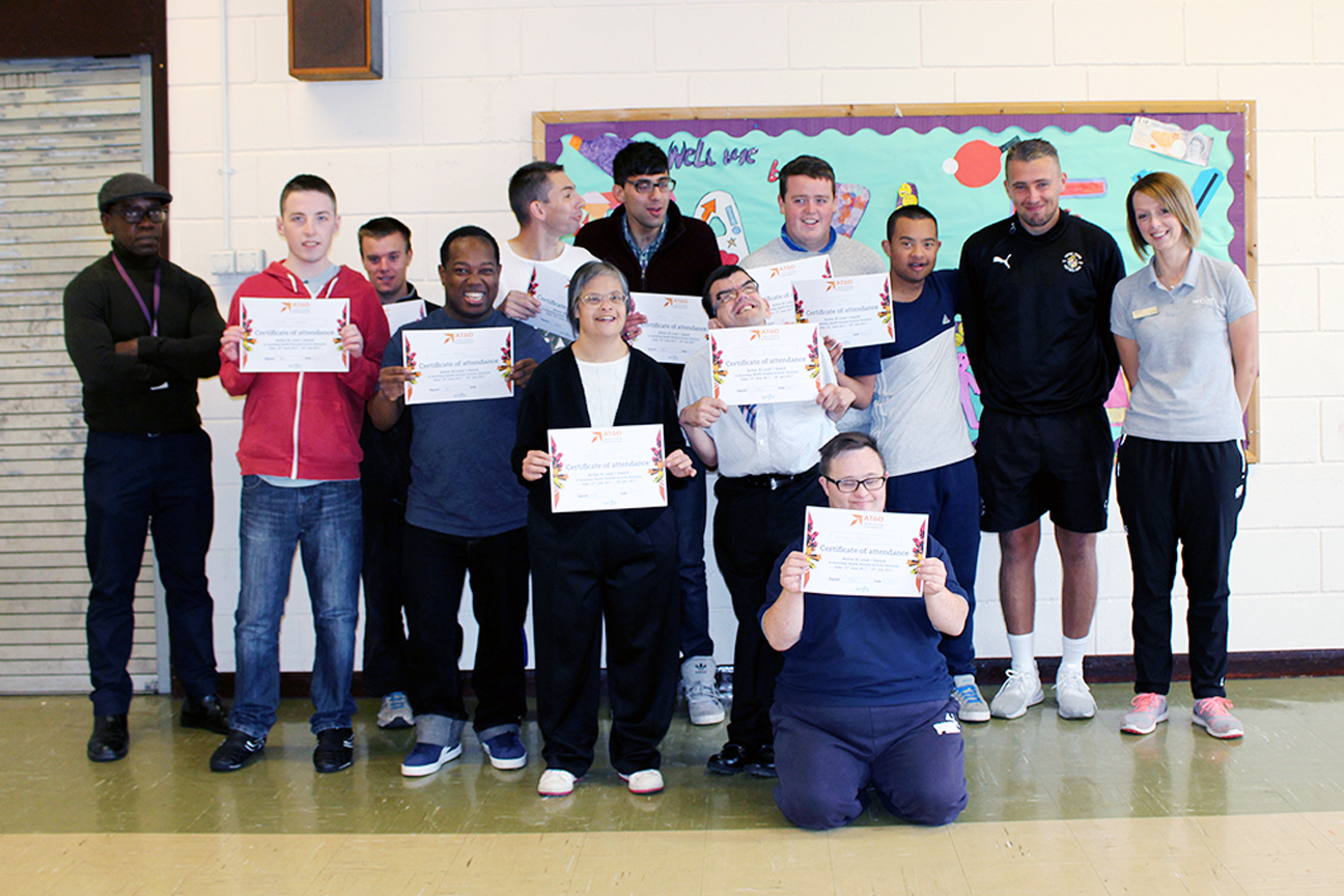 Training and Development Team Achieves 10 Passes for New Horizons Supported Employment – Community Choices Group