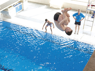 Dive Right In with Active Luton