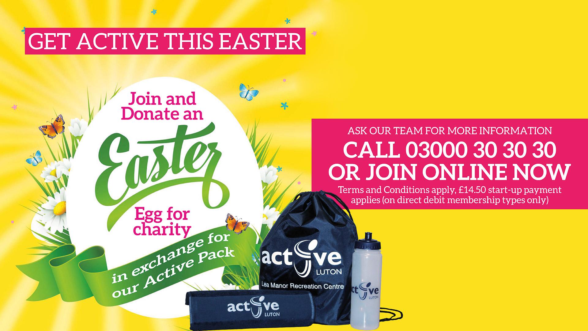 Easter Egg Exchange