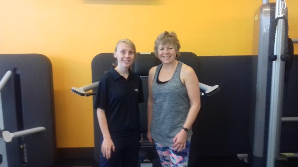 Juliet Matthews finds strength through Moving More