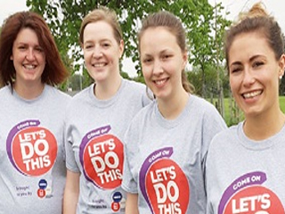 Active Luton encourages women to Luton to say: Let's Do This!