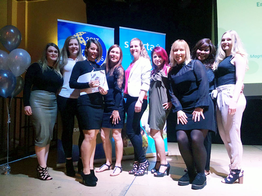 ME TIME Wins National Award for Engaging Inactive People