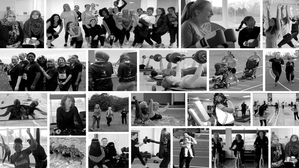 Sport England backs ME TIME Luton women only programme