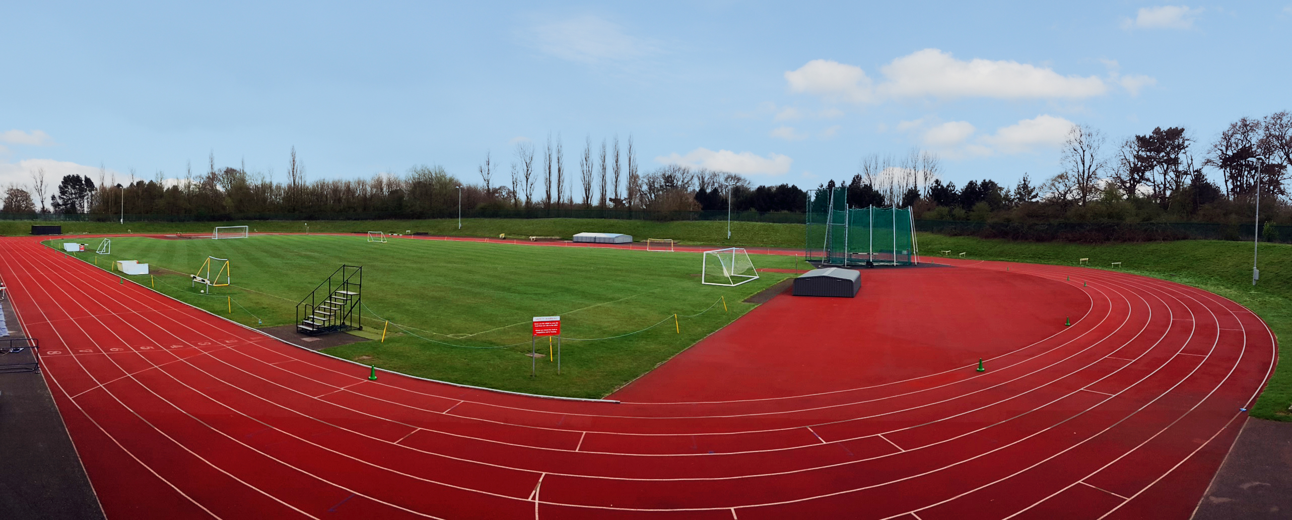 Stockwood Park Athletics Centre